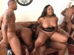 Fat ebony sluts fuck by black guys