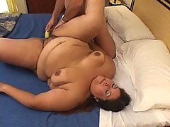 Toys and cocks for her hungry pussy